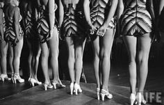 1950s Beauty Pageant