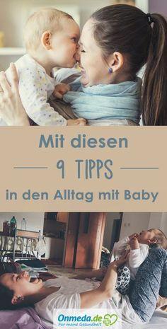 So geht's entspannt mit dem Baby nach Hause! (Bildquelle: istock)