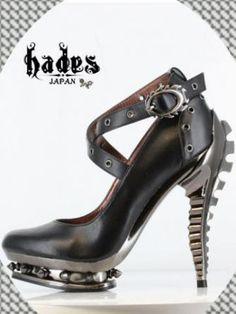 [HADES] [Orders sale] Hey Deeds ★ [Limited] heel pumps, Triton