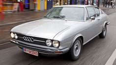 Audi Coupé C1 1969-76  Maintenance/restoration of old/vintage vehicles: the material for new cogs/casters/gears/pads could be cast polyamide which I (Cast polyamide) can produce. My contact: tatjana.alic@windowslive.com