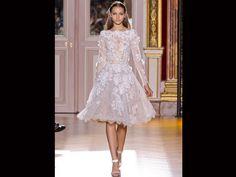 Veja os vestidos de noiva da Alta Costura de Paris - Notícias - Noivas GNT