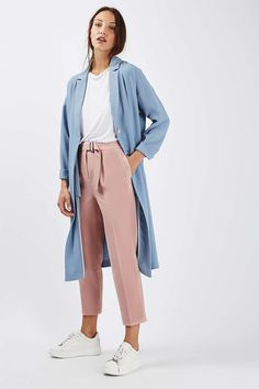 Utility Peg Trousers - New In- Topshop USA
