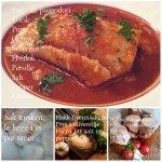 Tomat og kikertsuppe med lettsaltet torsk