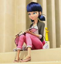 Image result for miraculous ladybug marinette