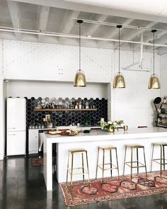 Decor, Kitchen Inspirations, Beautiful Kitchens, House Design, Home Decor Bedroom, Decor Interior Design, House Styles, Home Decor, Interior Design Living Room