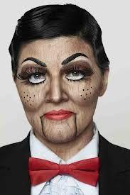 ventriloquist dummy - creepy!