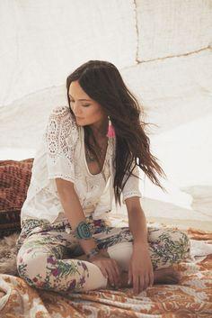 White Dunes ✧ Gypsy Hues - Spell Designs #thingsIlike #boho #hippie