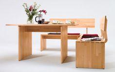 DIY Sitzbank Eckbank Küche Esszimmer Holz