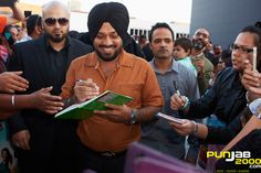 """Exclusive Interview With Gurpreet Ghuggi On """"Happy Go Lucky  Mention the name Gurpreet Ghuggi to any Punjabi & they will instantly know who he is.  Young or old (or in the middle) Gurpreet Ghuggi is without a doubt a household name in the Punjabi community & is a pioneer in pushing Punjabi Cinema out to the masses & as well staring in Big Bollywood Blockbusters such as Singh Is Kinng, Race to name a few."""