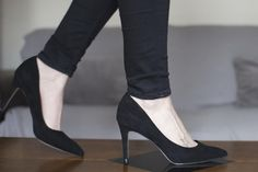 Pointy Heels That You Can ACTUALLY Walk In