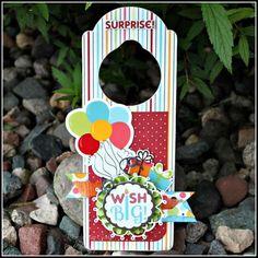 Other: Happy Birthday Door Hanger!