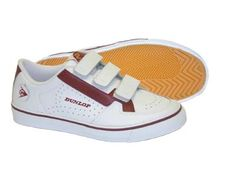 Dunlop - Green Flash - Advantage 2 - White / Red Ladies ShoesDunlop branded sole with leather upperThree Fastening StrapsAvailable in White / Red http://www.comparestoreprices.co.uk//dunlop--green-flash--advantage-2--white--red.asp