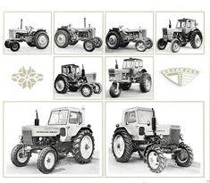Tractor Cabs, Vintage Tractors, Rubber Tires, Cars And Motorcycles, 1970s, Monster Trucks, Lawn Tractors, Art Gallery, Technology