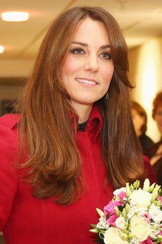 Kate Middleton Hair & Hairstyles - Duchess Of Cambridge (Vogue.com UK) (Vogue.com UK)