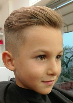 94 Inspirational Boy Haircuts can find Boy hairstyles and more on our Inspirational Boy Haircuts 2019 Trendy Boys Haircuts, Kids Hairstyles Boys, Boy Haircuts Short, Toddler Boy Haircuts, Little Boy Haircuts, Cool Short Hairstyles, Hairstyles Haircuts, Boys Fade Haircut, Boys Haircut Styles