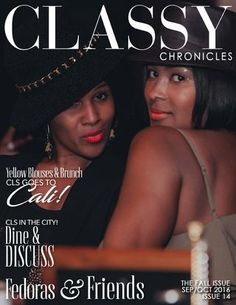 Classy Chronicles, Sept/Oct 2016, Issue 14