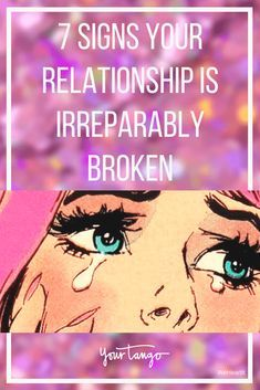 It's hard to end our relationships even when we know they're not right. If you're still holding out in a bad relationship, here are the signs you should break up.
