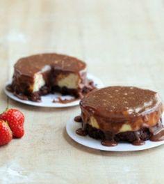 Cheesecake glacé Milka®
