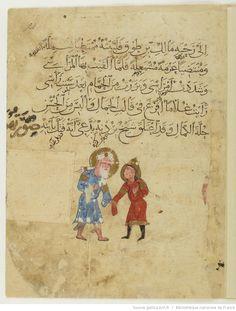 Les Maqâmât d' Aboû Moḥammad al-Qâsim ibn ʿAlî al-Ḥarîrî  1201-1300