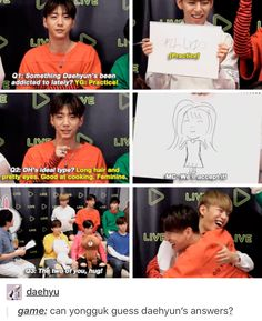 Bang leader knows Daehyun so well! | B.A.P