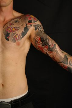 Japanese Tattoo idea