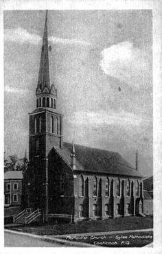 <p>Datant de 1923, ce bâtiment a d'abord été l'église méthodiste Sisco.</p>