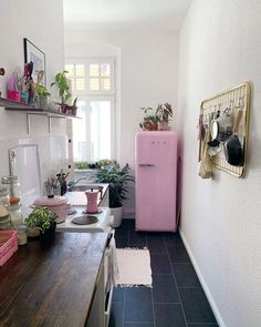 Kitchen in Neuköllen, Berlin, Germany - Home Design and Decoration Design Room, Home Design, Home Interior Design, Layout Design, Design Ideas, Interior Designing, Interior Modern, Dream Rooms, My New Room