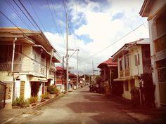 Mabini Street Pagsanjan Laguna #HeritagePH Manila, Filipino, Nostalgia, Street, Instagram Posts, Walkway