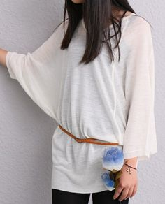Solid Color Knited Loose-Fitting Simple Style V-Neck Long Sleeve Women's Sweater