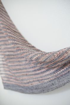 Ravelry: Moon Dust shawl knitting pattern from Woolenberry.