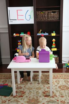 Toddler Approved!: LEGO Week {5 Days of Playful Learning Activities}