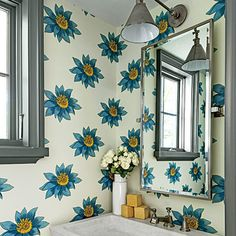 """Side Rooms: The Powder Room 