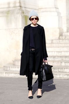 Street Style: Emily Weiss of Into The Gloss in Paris | We The People