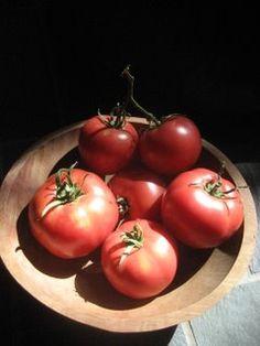 Rose de Berne Tomatoes