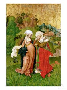 The Visitation, 1506 Giclee Print by Master M. S. at AllPosters.com