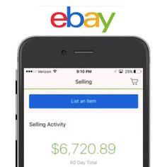 Best Selling Apps - eBay Selling Apps, Selling Online, Sell Your Stuff, Things To Sell, Amazon Seller, Selling Furniture, Extra Money, How To Take Photos, Improve Yourself