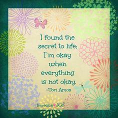 Better think of this often! Repinned by http://Transforming-My-Life.com http://carolynhughesthehurthealer.com/2013/12/01/joyful-living/