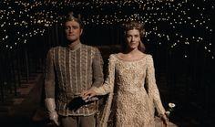 camelot wedding dress vanessa redgrave   camelot