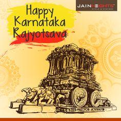 We wish our dear patrons a very Happy Karnataka Rajyotsava! Ganesha Painting, Buddha Painting, Star Wallpaper, Black Wallpaper, Kannada Rajyotsava Quotes, Eid Images, Indian Flag Images, Hanuman Photos, Hd Wallpapers 1080p