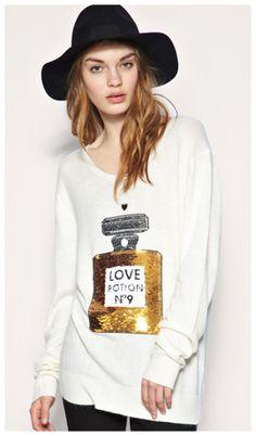 Wildfox Love Potion No. 9 Sweater - still want this ish.