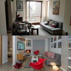 Un apartamento con todas las comodidades