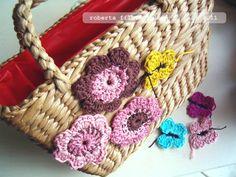 roberta_filava_filava: [Crochet][Video-tutorial]..un volo di farfalle!