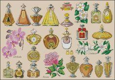 Flacons de parfums 20
