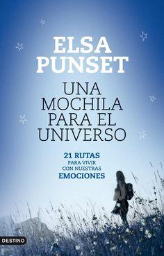 """""""Una mochila para el universo"""" de Elsa Punset #unaactitudinspiradora"""