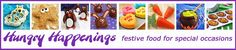 """Hungry Happenings.. FOODS FOR ALL OCCASIONS.  HOLIDAYS AND CELEBRATION RECIPSES...  """"AWESOME"""""""