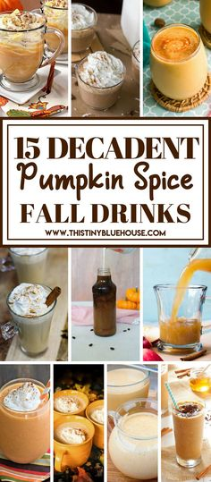 15 Decadent and easy