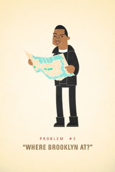Jay-Z's 99 Problems Illustrations by Ali Graham | Hypebeast Mobile