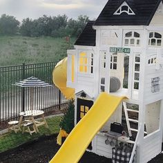 Talk about playhouse