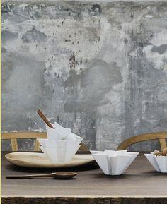 La maison d'Anna G.: Porcelaine blanche