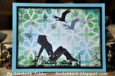 Liesbeth's Arts & Crafts: Nieuwe Art Journey Stempels....!
